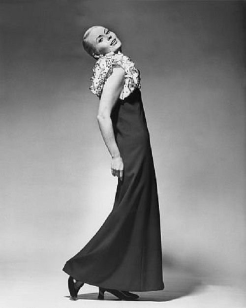 Gorgeous actress Jean Seberg
