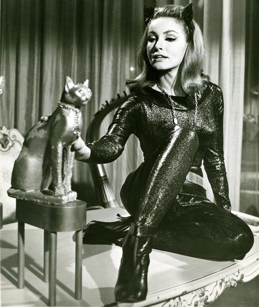 Legendary Cat Woman Julie Newmar