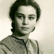 Charming actress Olga Zabotkina