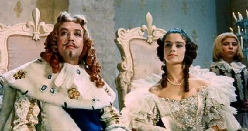 The Sleeping beauty, film-ballet, 1964