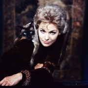 with Pyewacket, promotional photo for Bell, Book and Candle