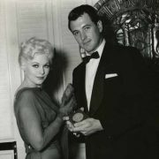 Rock Hudson and Kim Novak