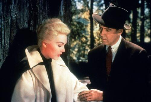 Scene from Vertigo (1958)