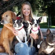 Advocate for animals, Denise Richards