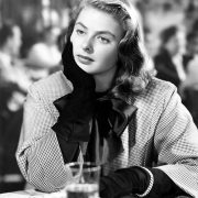 Be yourself. The world worships the authentic. Ingrid Bergman