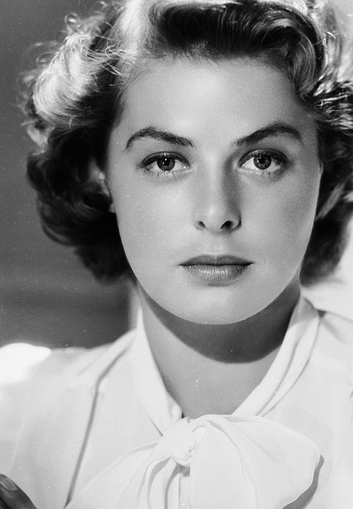 We are a soulless generation, inventing only atomic bombs. Ingrid Bergman