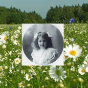 Little girl Tanya Yakovleva