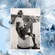 Young model Tatiana Yakovleva