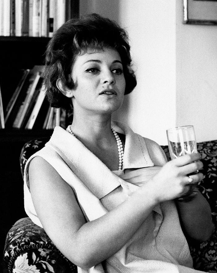 Brunella Bovo (04 March 1932 - 21 February 2017), Italian actress