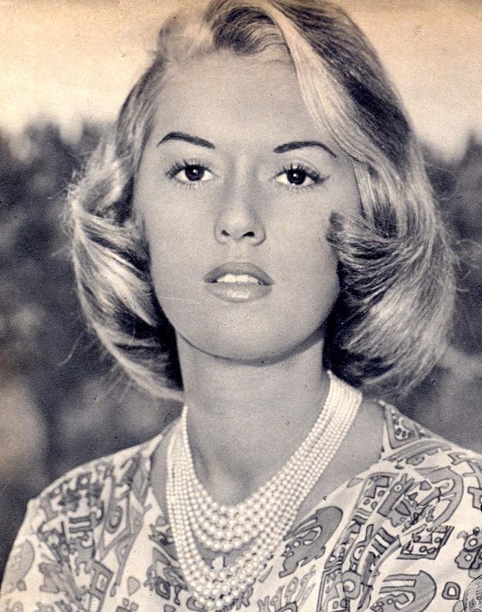 Gisella Sofio (19 February 1931 - 27 January 2017), Italian actress
