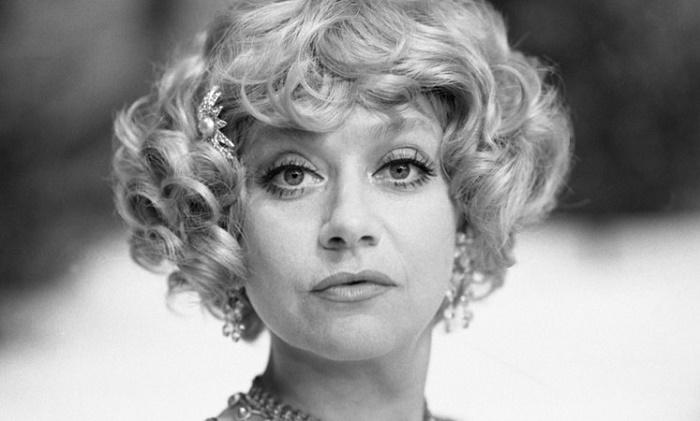 Krystyna Sienkiewicz (14 February 1935 - 12 February 2017), Polish actress