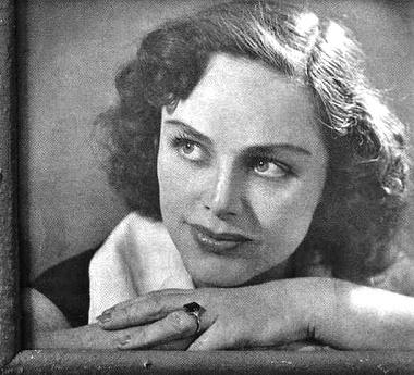 Olga Lvova-Krayeva (24 January 1929 - 21 March 2017), Soviet Russian actress