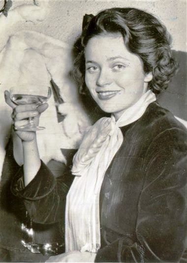 At the beginning of her acting career, Ulla Jacobsson