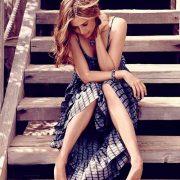 Fashion photo, Mira Sorvino