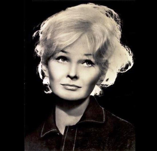 Gorgeous Polish actress Lucyna Winnicka 1928-2013