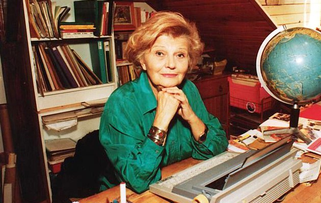 Left the movie in 1978, she was engaged in journalism, medicine and eastern philosophy