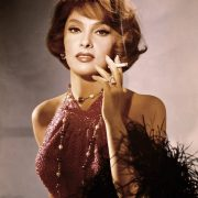 One of the most beautiful women in the world Gina Lollobrigida