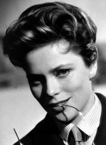 Pretty Ulla Jacobsson