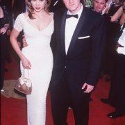 Red carpet - Mira Sorvino, Quentin Tarantino