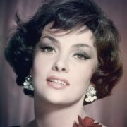 Talented and beautiful Gina Lollobrigida
