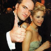Tarantino and Mira at the 68th Academy Awards, 1996