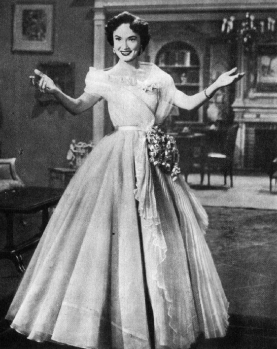 Un novio para Laura, 1954. Bride for Laura