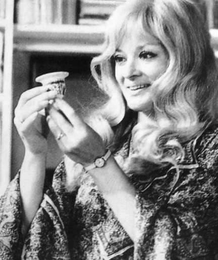 1974 photo of Jana Brejchova
