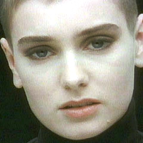 Divinely beautiful Sinead O'Connor