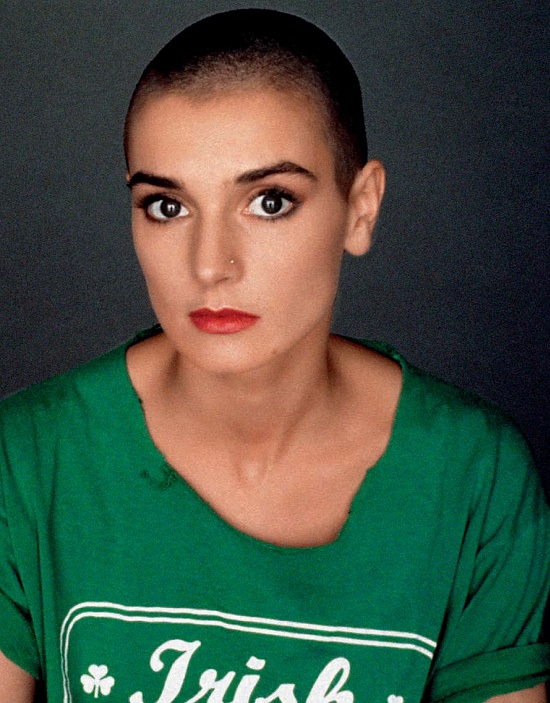 Free of parental curses Magda Davitt. Irish singer-songwriter Sinead O'Connor