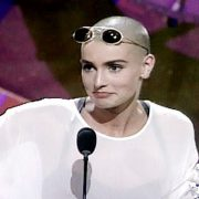 Performing Sinead O'Connor