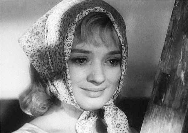 Scene from Soviet-Czechoslovak film 1959