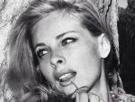 Beauty icon Swedish actress Camilla Sparv
