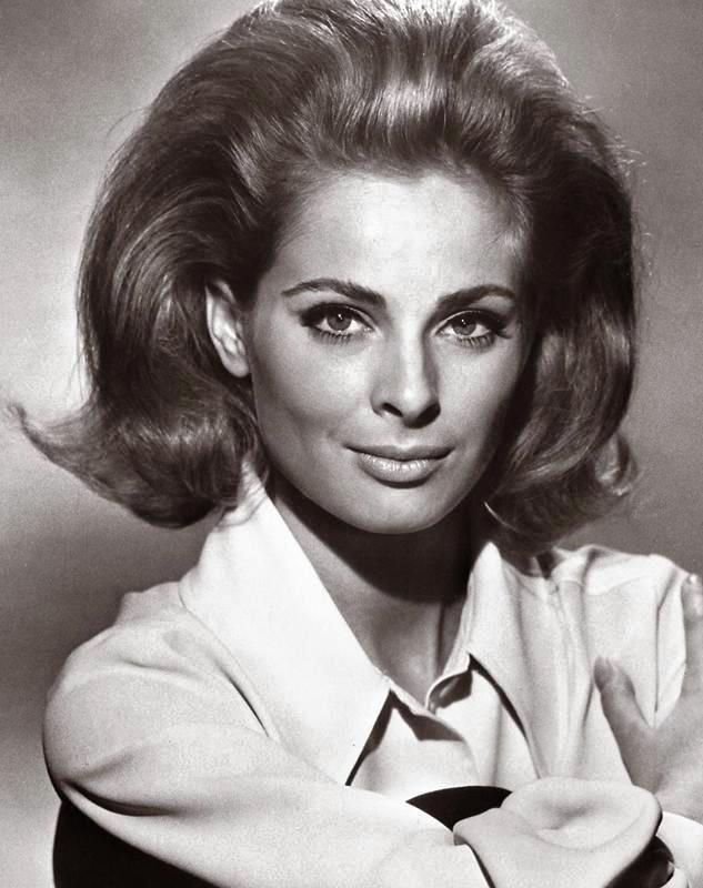Movie actress Camilla Sparv