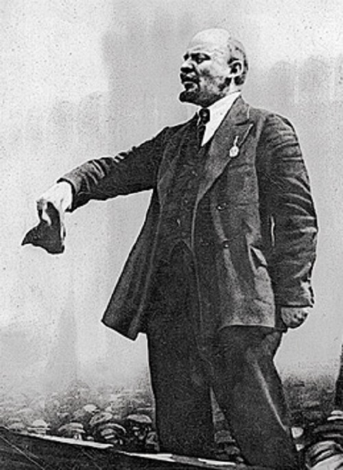 Lenin was a theremist