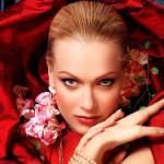 Beautiful Russian actress Olesya Sudzilovskaya