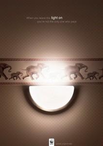 ads by World Wildlife Fund