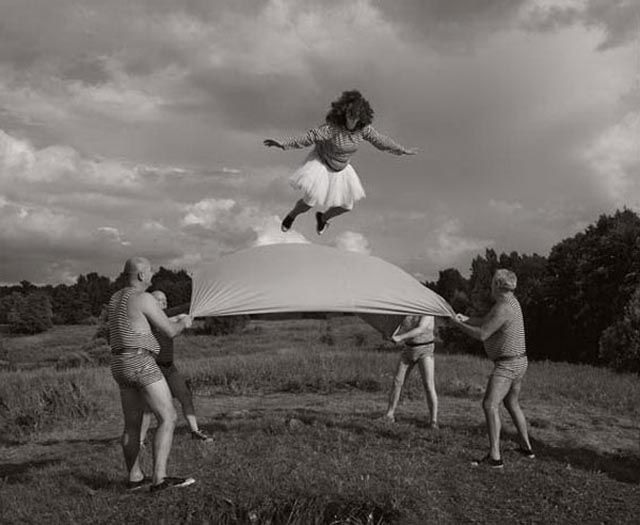 Black and white photography by Algis Griskevicius