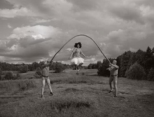 Algis Griskevicius black-and-white photos