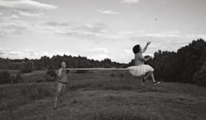 Algis Griskevicius black and white photos