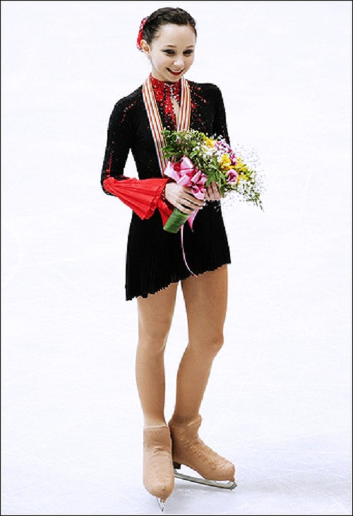 Liza Tuktamysheva