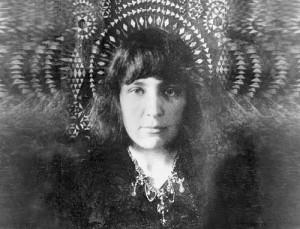 silver age poet Marina Tsvetaeva