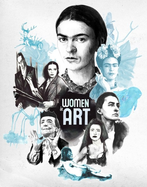women in art, artist Berto Martinez