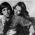 Vladimir Vysotsky and Marina Vlady