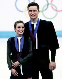 Love on ice - Ekaterina Gordeeva and Sergei Grinkov