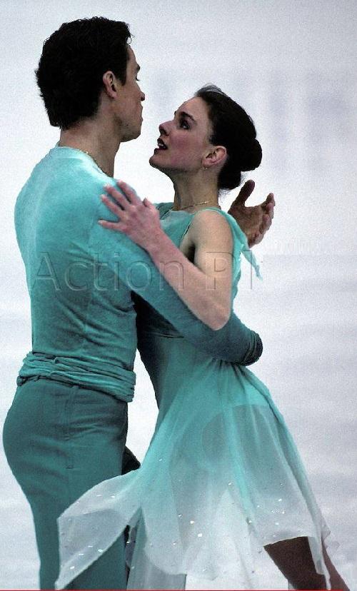 Ekaterina Gordeeva and Sergei Grinkov