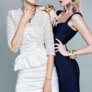 Jewelry ads, Vogue