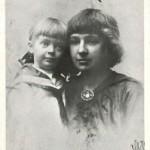 Marina Tsvetaeva, Moscow, 1916