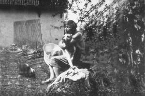 Marina Tsvetaeva in 1930