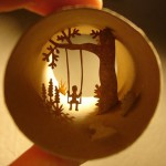 paper art by Anastassia Elias