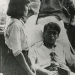 S. Efron and Tsvetaeva in Crimea